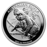Perth Mint Koala Coins (1 oz Size)